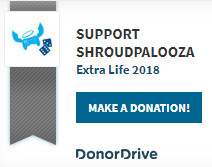 Extra Life Donorbutton